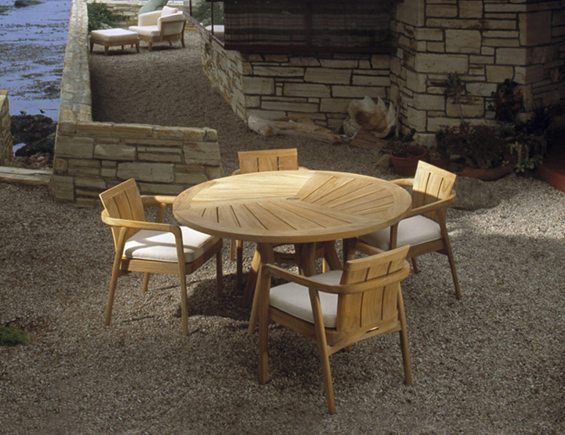 Henry Hall - Mariposa Chairs & Table