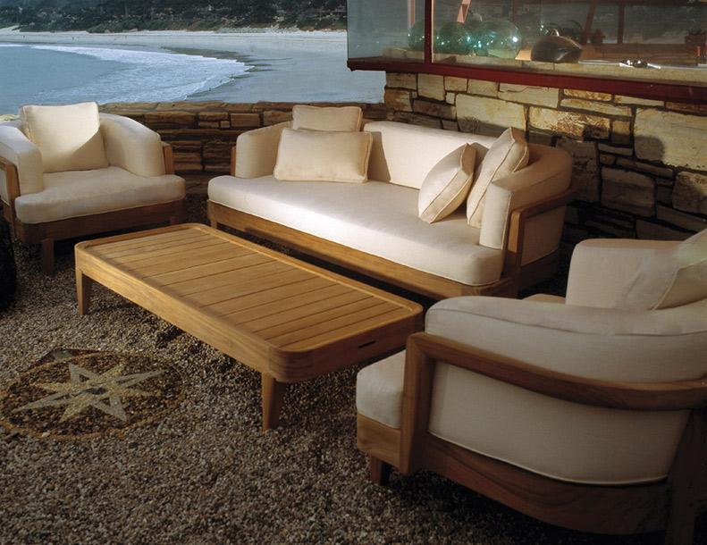 Henry Hall - Mariposa Lounge & Table