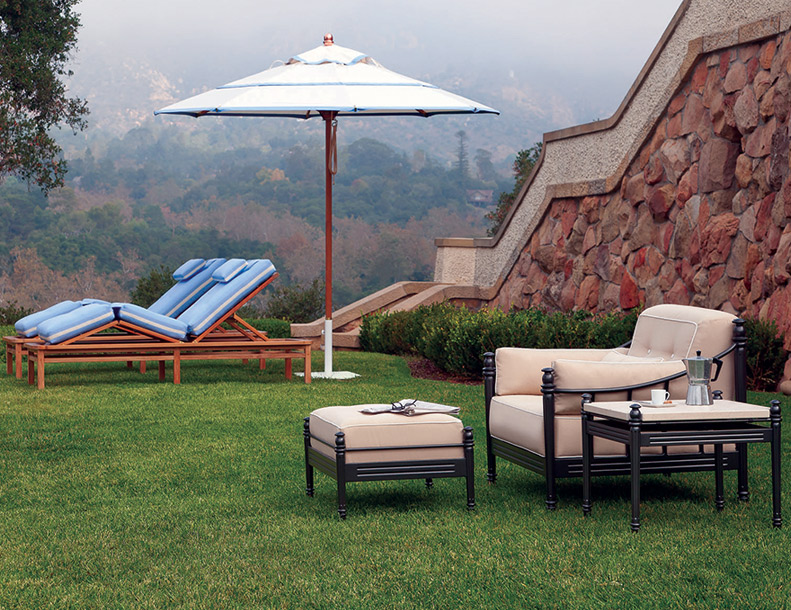 Giati - Castillo Lounge, Paradiso Chaise Lounges & Next Century Umbrella