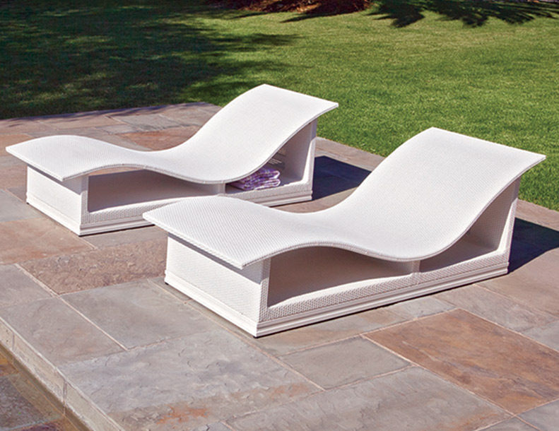 Giati - Riveli Chaise Lounges