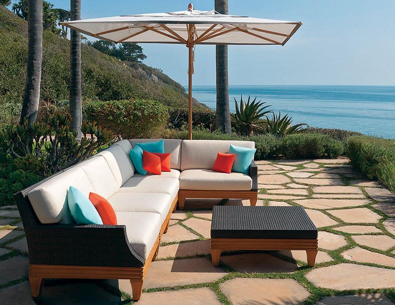 Giati - Tessuto Lounge & Apogee Umbrella