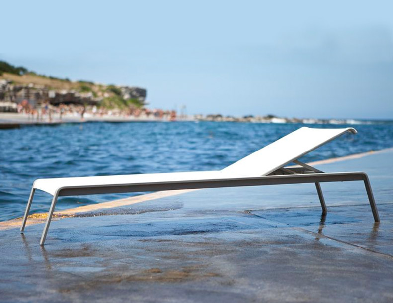 Harbour Outdoor - Clovelly Chaise Lounge