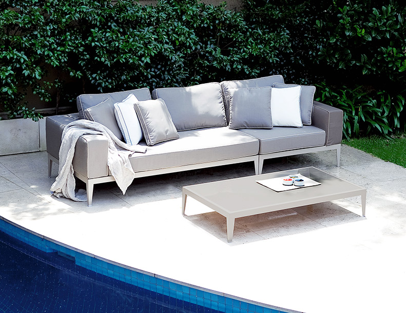 Harbour Outdoor - Balmoral Sofa & Table