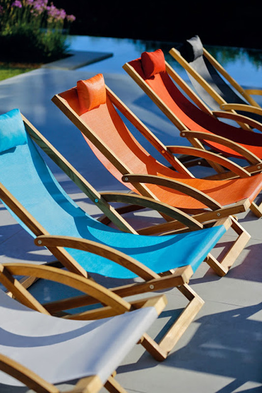Royal Botania - Beacher Folding Relax Chairs