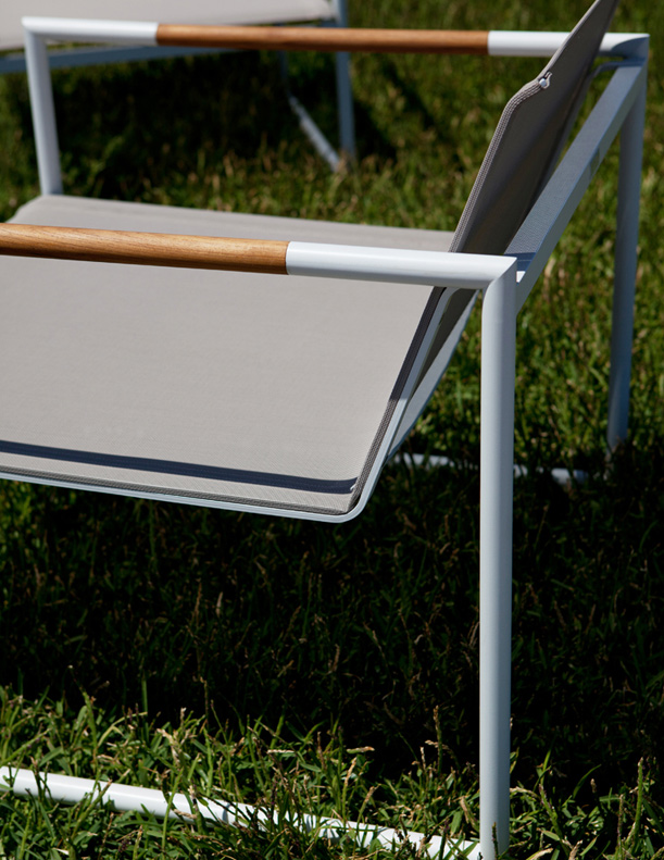 Harbour Outdoor - Breeze Lounge Chair Detail