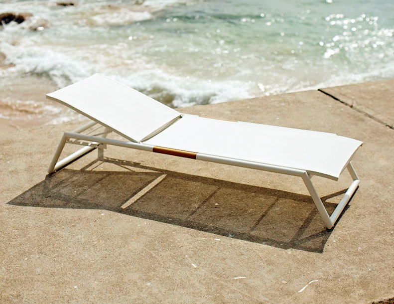 Harbour Outdoor - Breeze Stacking Chaise Lounge