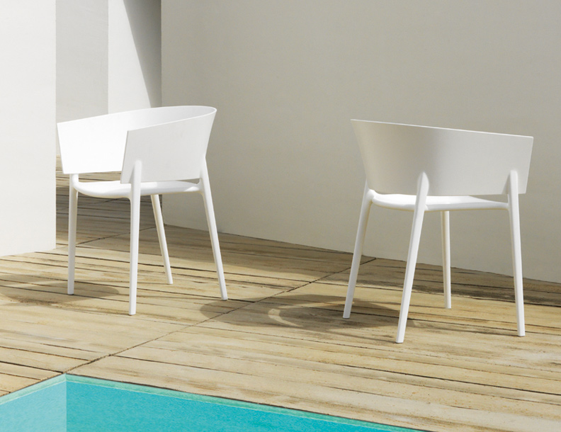 Vondom - Africa Chairs