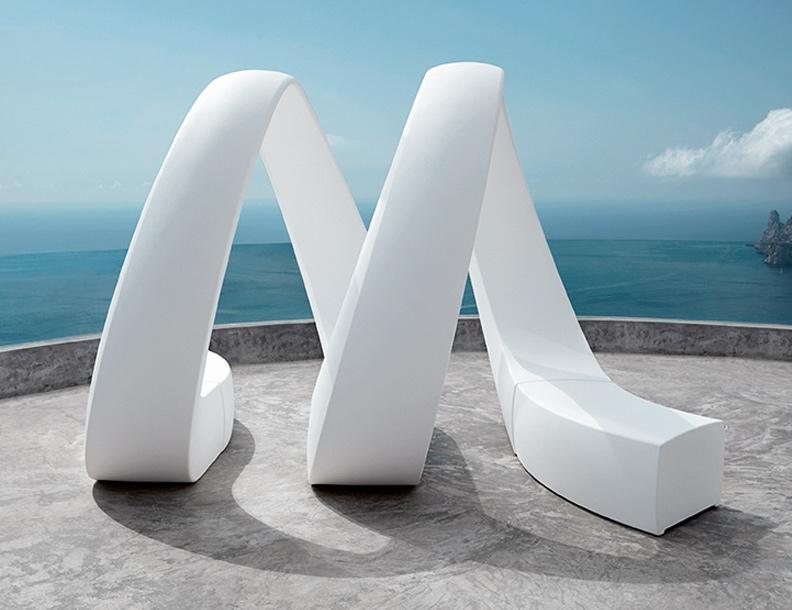 Vondom - And Sculpture