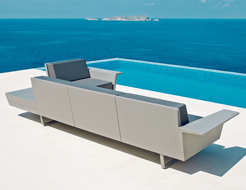 Vondom - Flat Sectional