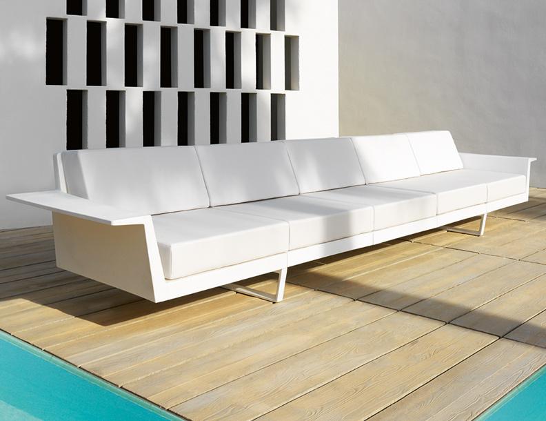 Vondom - Flat Sofa