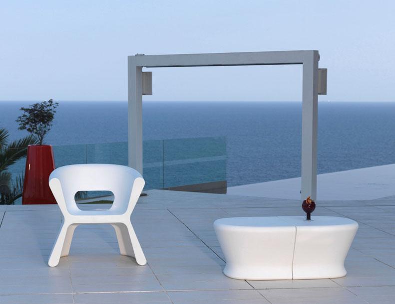 Vondom - Pal Table & Chair