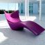 Vondom - Surf Chaise Lounge