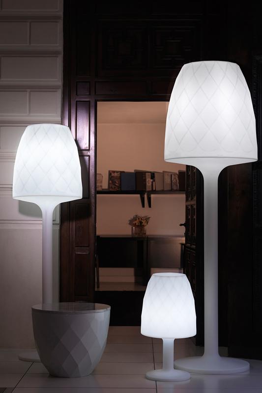 Vondom - Vases Lamps