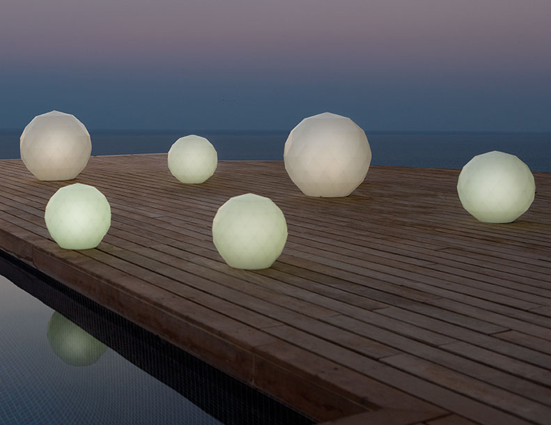 Vondom - Vases Lights