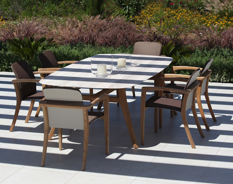 Royal Botania - Zidiz Chairs & Table