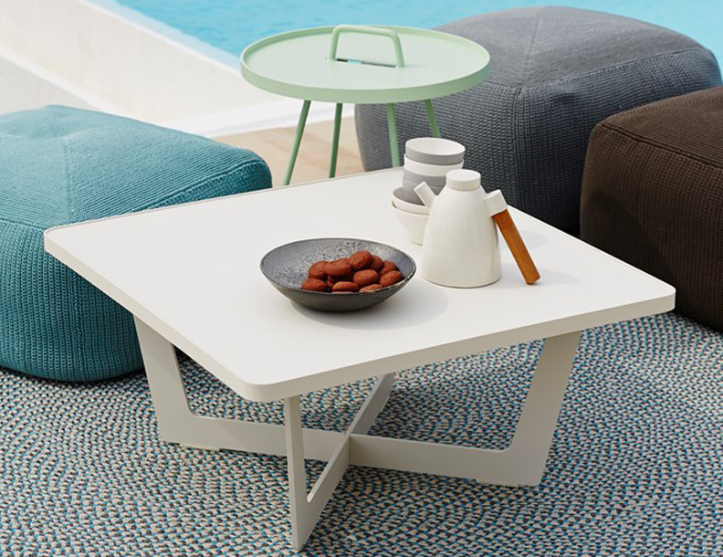 Cane-line - Time-Out & On-the-move Tables, Divine Footstools