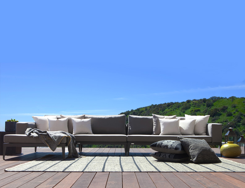 Harbour Outdoor - Balmoral Sectional