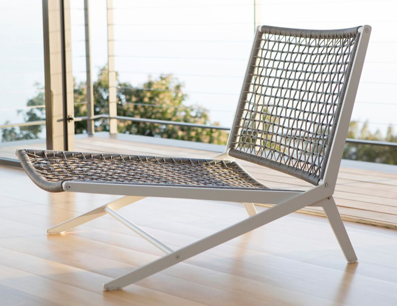 Harbour Outdoor - Loop Easy Chair