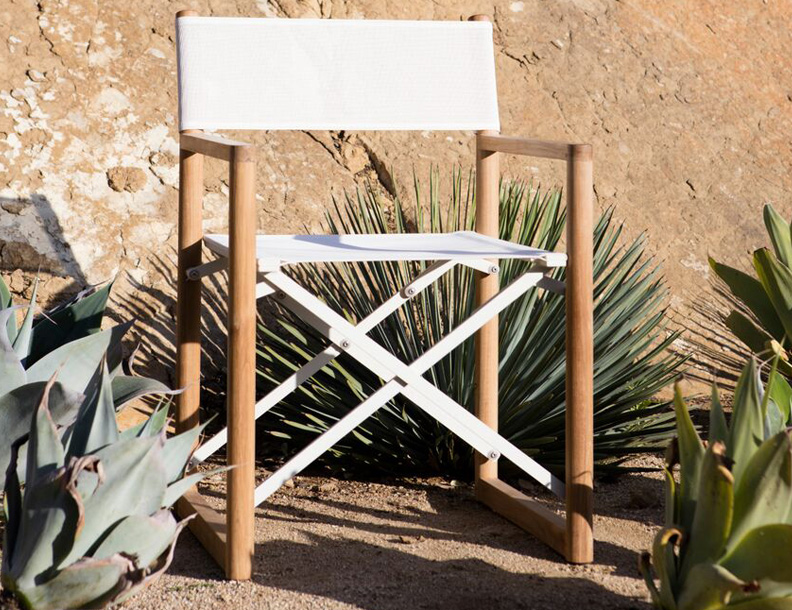 Harbour Outdoor - Pacific Folding Chair