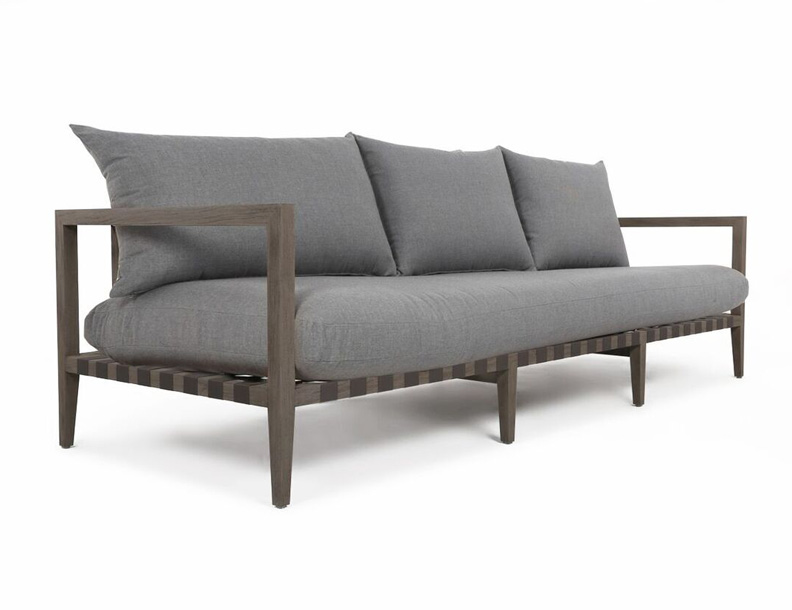Harbour Outdoor - Pier Teak Sofa