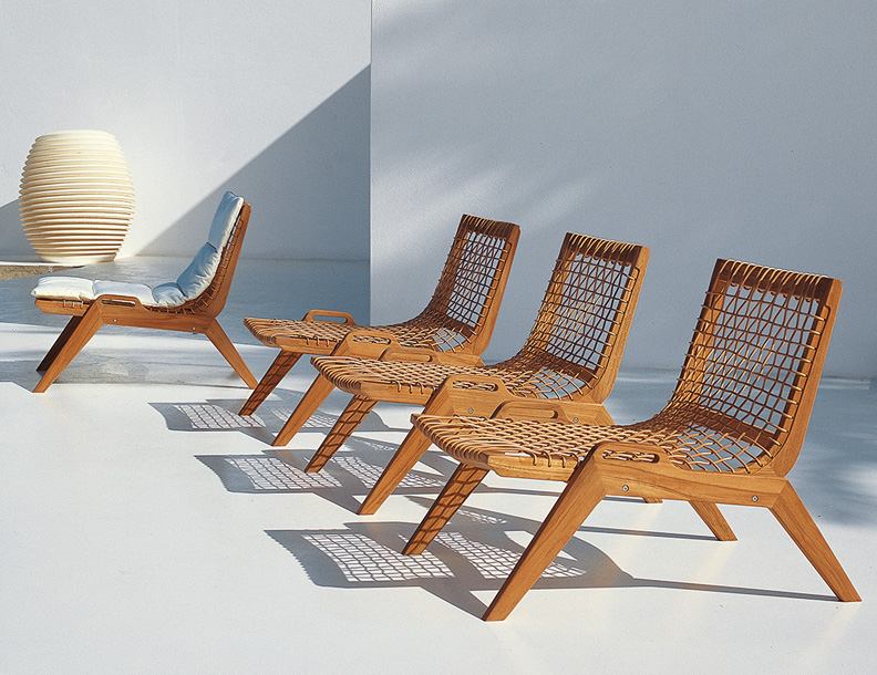 Henry Hall - Serene Lounge Chairs