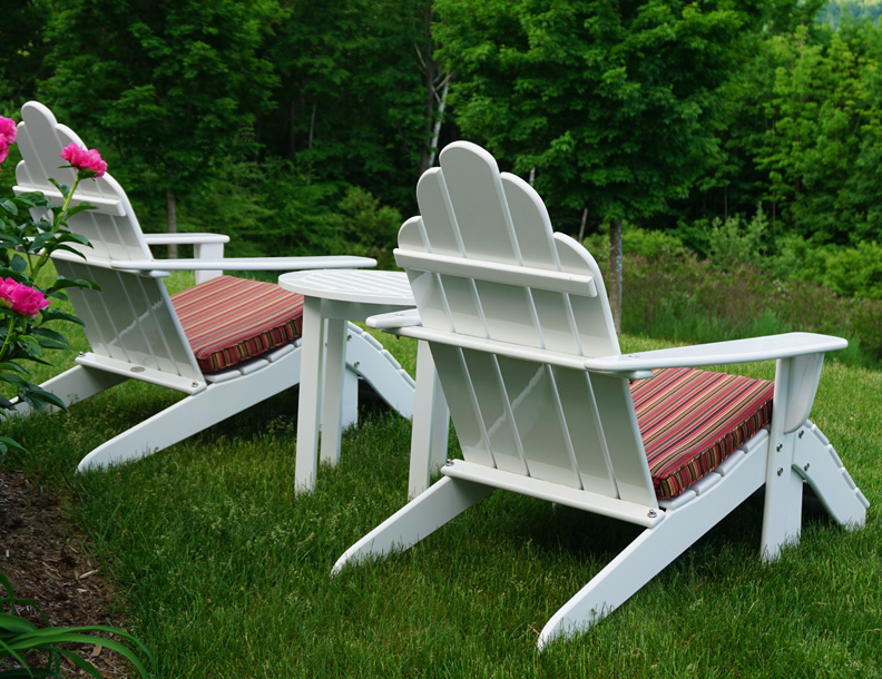 Richardson Allen - Adirondack Chairs & Footrests