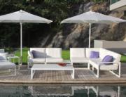 Royal Botania - Ninix Lounge & Shady Umbrellas