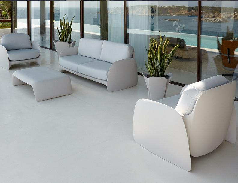 Vondom - Pezzettina Lounge & Planters