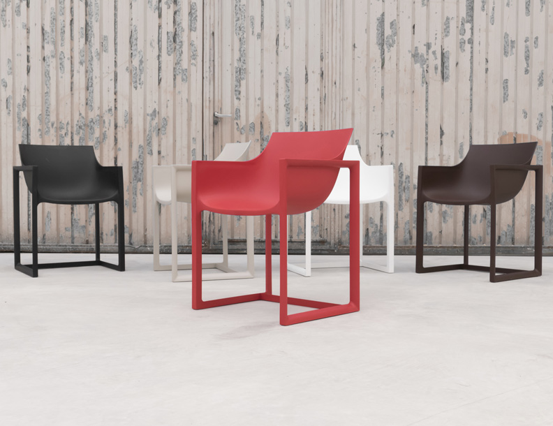 Vondom - Wall Street Chairs