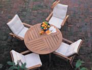Giati - Maritimo Chairs & Table