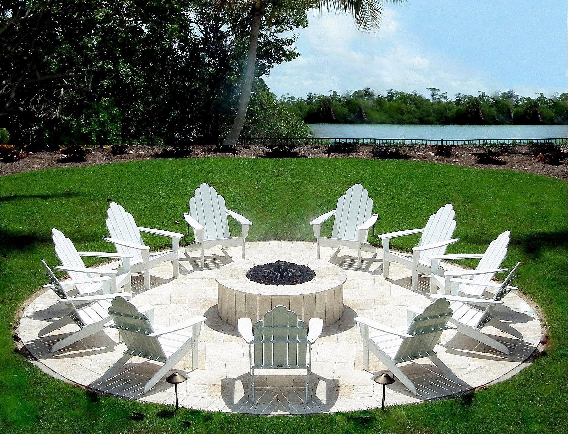 Richardson Allen - Adirondack Chairs
