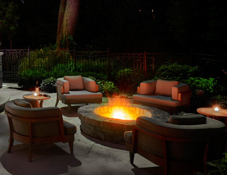 Henry Hall - Mariposa Lounge Chairs & Tables