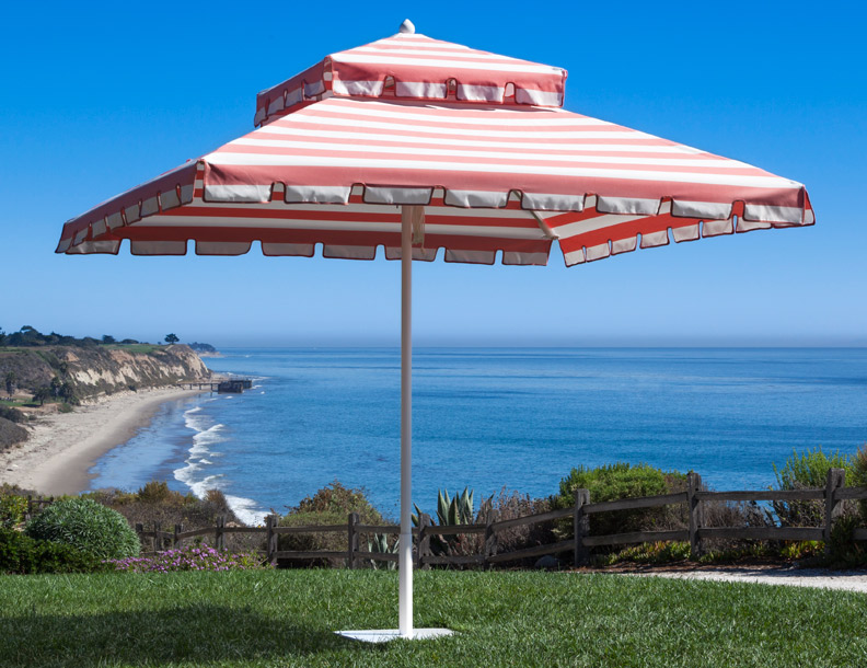 Santa Barbara Umbrella - Double Decker