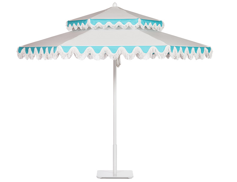 Santa Barbara Umbrella - Gray Malin Limited Edition - Rivazzurra