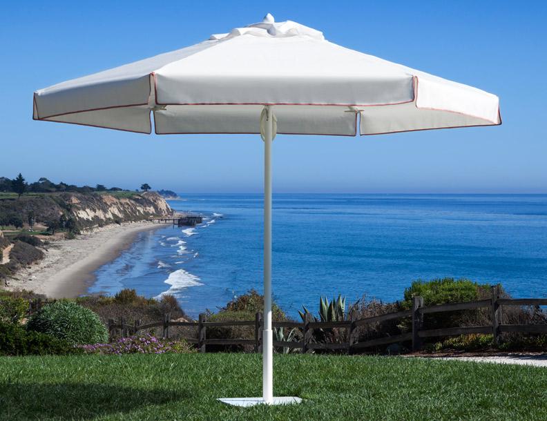 Santa Barbara Umbrella - Paseo Aluminum