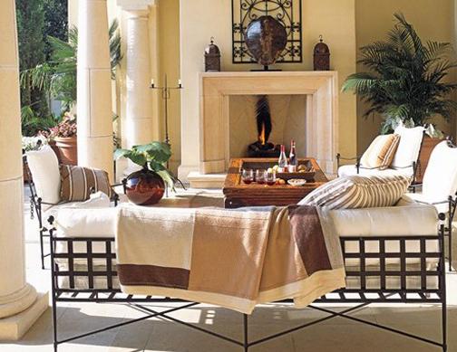 Marvelous Bradley Terrace Amalfi Living Tuxedo Sofa Lounge Ncnpc Chair Design For Home Ncnpcorg