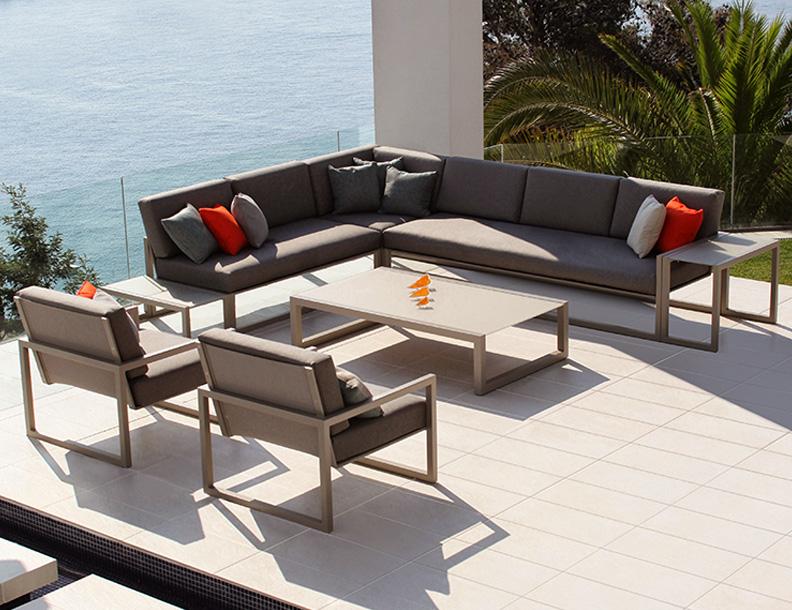 Royal Botania - Zenhit Chair - Bradley Terrace – Royal Botania Products