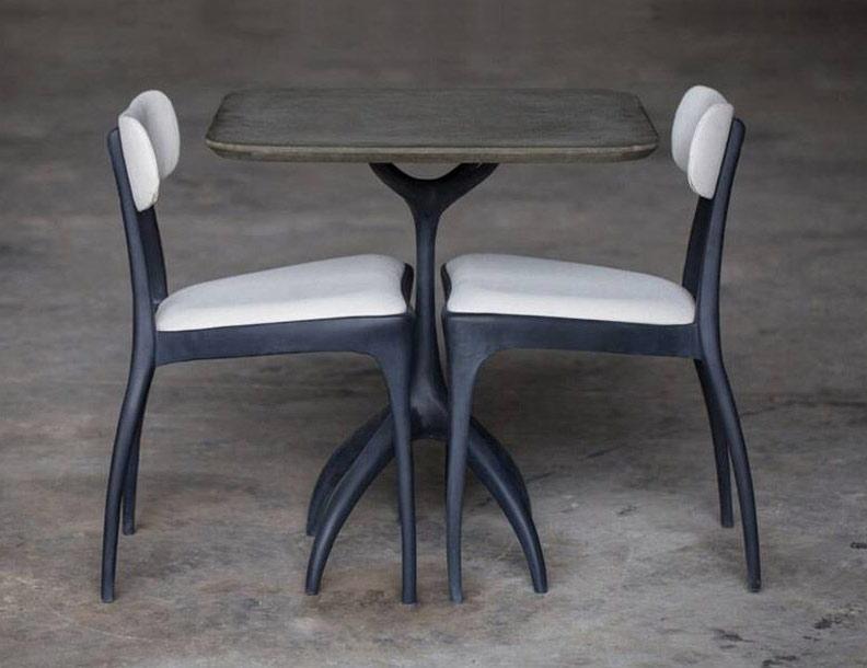 Henry Hall U2013 Talon Table U0026 Chairs