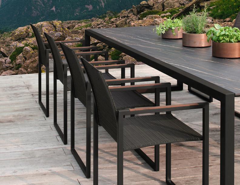 Royal Botania - Ninix Table & Chairs - Bradley Terrace – Royal Botania – Ninix Table & Chairs